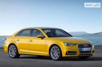 Audi A4 2.0 TDI S-tronic (190 л.с.) Quattro 2017