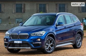BMW X1 F48 18d AT (150 л.с.) xDrive 2019