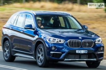 BMW X1 F48 18d MT (150 л.с.) xDrive 2018