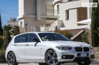 BMW 1 Series F20 125d AT (224 л.с.) 2018