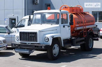 ГАЗ 3309 АТЗ-4.9 (2 секции) (149 л.с.) 2019