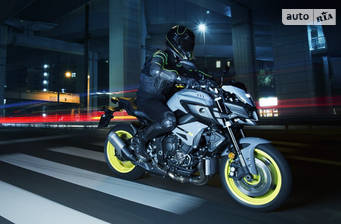 Yamaha MT 10 2018
