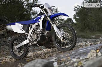 Yamaha WR 450F 2018