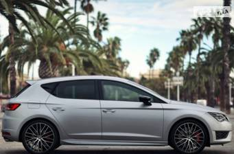 SEAT Leon 1.6 TDI MT (115 л.с.) 2019