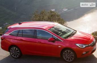 Opel Astra K 1.6D MT (200 л.с.) Start/Stop 2017