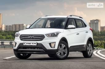 Hyundai Creta FL 1.6 DOHC AT (123 л.с.) 2WD 2018