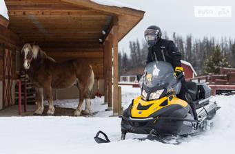 BRP Ski-Doo Skandic WT 600 ACE 2018