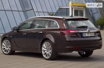 Opel Insignia 1.4 MT (140 л.с.) Start/Stop 2017