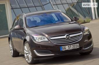 Opel Insignia 2.0 AT (250 л.с.)  2017
