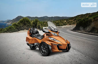 BRP Can Am Spyder RT-S SE6 2018