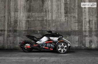 BRP Can Am Spyder F3-T SE6 2018