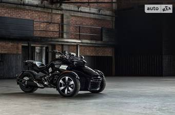 BRP Can Am Spyder F3-T SE6 2017