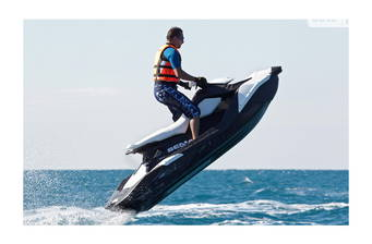 BRP Sea-Doo Spark 3-UP (90 л.с.) 900 HO ACE 2018