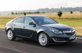 Opel Insignia 1.6D MT (120 л.с.) Start/Stop ecoFLEX 2017