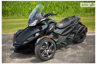 BRP Can Am Spyder ST S SM5 2018