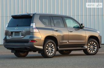 Lexus GX 460 AT (296 л.с.) 2019