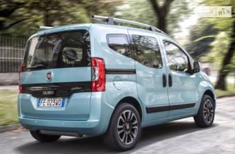 Fiat Qubo пасс. 1.4 МТ (77 л.с.) 2017