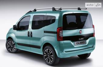 Fiat Qubo пасс. 1.3D MultiJet MT (75 л.с.) 2017