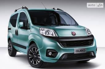 Fiat Qubo пасс. 1.4 МТ (77 л.с.) 2018