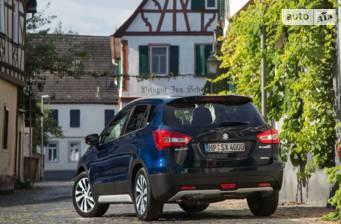 Suzuki SX4 FL 1.6 MT (117 л.с.) 4WD 2019