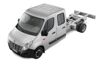 Renault Master груз. 2.3D MT (150 л.с.) L4H1 4500 2019