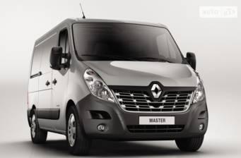 Renault Master груз. 2.3D MT (125 л.с.) L1H1 3500 2017