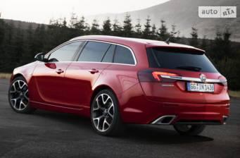 Opel Insignia 2.8 MT (325 л.с.) 4x4 2017