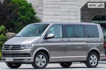Volkswagen Multivan New 2.0 TDI МТ (103 kW) 4Motion 2018
