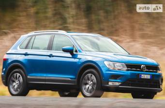 Volkswagen Tiguan New 2.0 TSI АT (220 л.с.) 4Мotion 2019
