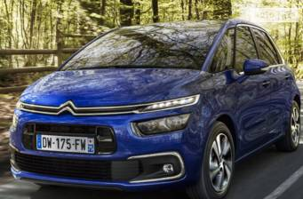 Citroen C4 Picasso 1.6 Blue-HDi АКПП (120 л.с.) Start/Stop 2017