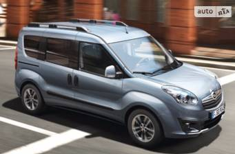 Opel Combo пасс. 1.4 MT (95 л.с.) L2H1 2017