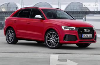Audi RS Q3 2.5 TFSI S-tronic (367 л.с.) Performance Quattro  2018