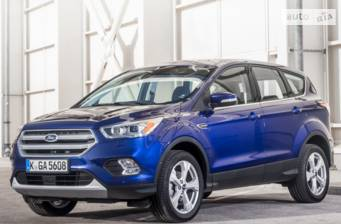 Ford Kuga New 2.0D AT (180 л.с.) 4WD 2018