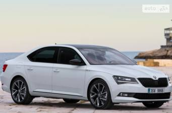 Skoda Superb New 1.8 TSI МT (180 л.с.) 2017