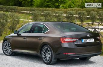 Skoda Superb New 2.0 TSI AT (220 л.с.) 2019