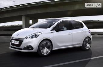 Peugeot 208 1.2 Puretech AT (110 л.с.) Start/Stop 2019