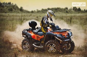Cf moto X8 Terralander 2018