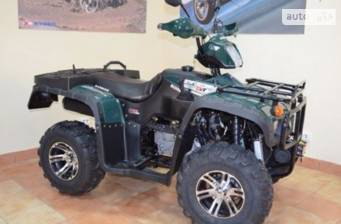 Bashan ATV BS 250S-24 LTD SE 2018