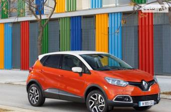 Renault Captur New 1.2 АТ (115 л.с.) 2018