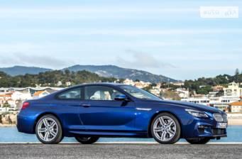 BMW 6 Series 640i AT (320 л.с.) xDrive 2016