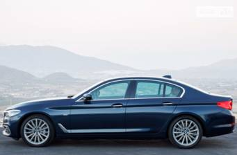 BMW 5 Series G30 540d АT (320 л.с.) xDrive 2019