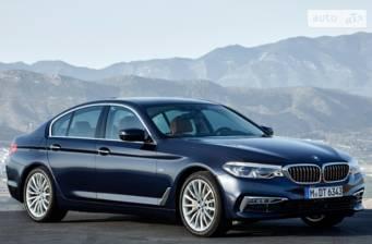 BMW 5 Series G30 M550i АT (462 л.с.) xDrive 2017