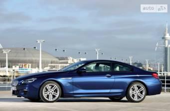 BMW 6 Series 650i AT (450 л.с.) 2016