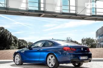 BMW 6 Series 650i AT (450 л.с.) xDrive 2016