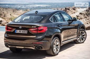 BMW X6 F16 30d AT (258 л.с.) xDrive 2016
