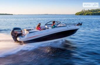 Tahoe 450 TF Outboard 2018
