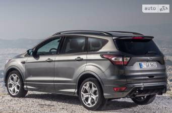 Ford Kuga New 2.0D AT (150 л.с.) 4WD 2018