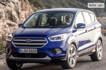 Ford Kuga New 1.5 EcoBoost MT (120 л.с.) 2WD 2018