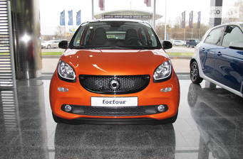 Smart Forfour 0.9T AТ (90 л.с.) 2018