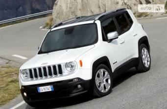 Jeep Renegade 1.4 АТ (160 л.с.)  2018